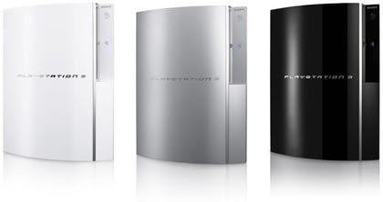 PS3 de colores