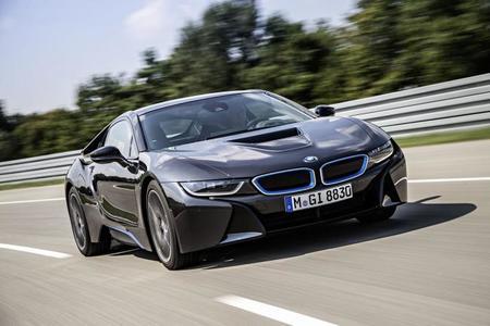 BMW i8, todas las imágenes oficiales