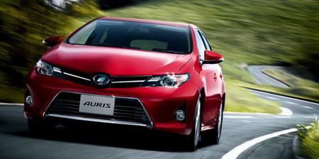 Toyota Auris (JDM)