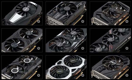 Geforce Gtx 1660 Ti Varios