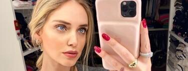 Chiara Ferragni nos deja claro cuál es su manicura preferida y la mejor apuesta para lucir en Nochevieja