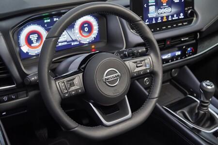 Nissan Qashqai 2021 Prueba Contacto 088