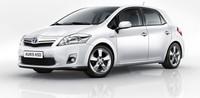 Primera imagen del Toyota Auris HSD de producción