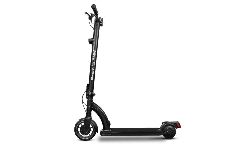 BMW vuelve a irrumpir en el sector de los patinetes eléctricos: el E-Scooter llegará en otoño