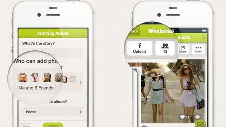 Popset, la aplicación móvil iOS que sube álbumes directamente a tu pagina de empresa en Facebook