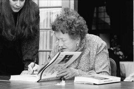 Se cumplen cien años del nacimiento de Julia Child