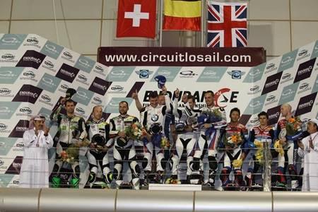 El BMW Motorrad France Team Thevent vence en las 8 Horas de Doha