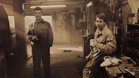 The Normandy Motorcycle Company, un taller de los de toda la vida
