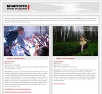 Manfrotto School of Excellence