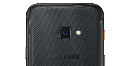 Samsung Xcover 4s Back