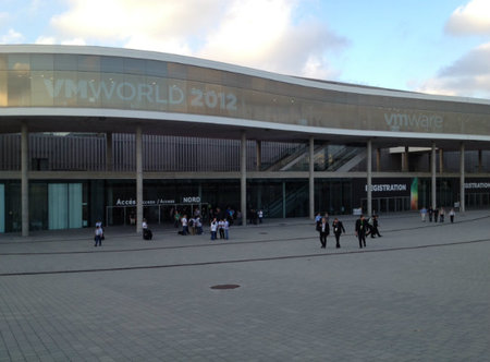 VMware World, hemos estado