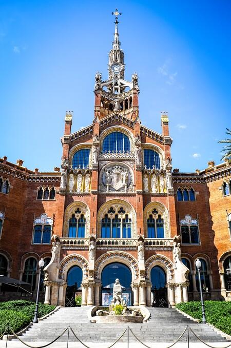 Hospital De Sant Pau Barcelona 4881012 1920