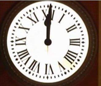 La humanidad tiene 1.800 segundos de existencia