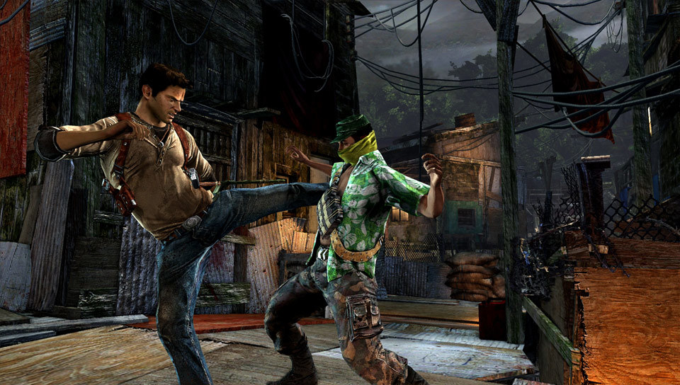 Foto de Uncharted: Golden Abyss TGS 2011 (1/6)
