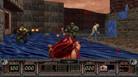 El clásico 'Shadow Warrior' de 3D Realms llega a Steam y es gratis