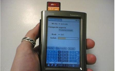 Palm SD Wi-Fi