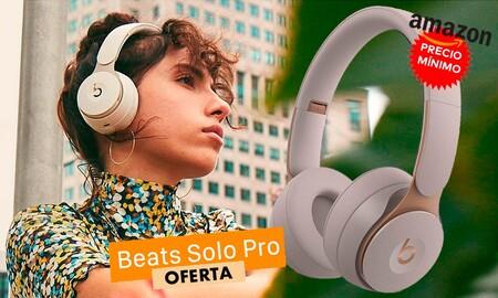 A precio mínimo y por la mitad de lo que cuestan normalmente: Amazon te deja los Beats Solo Pro por 159,90 euros