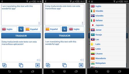 Traductor Idiomas