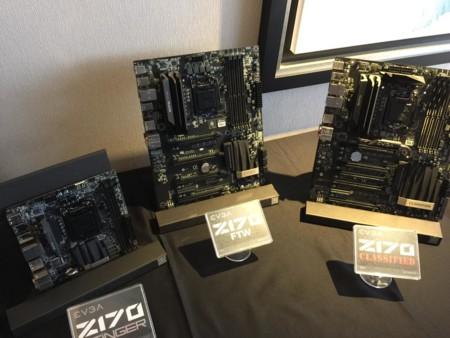 Evga Z170 Series Motherboards