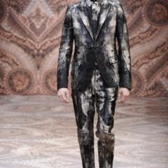 Foto 12 de 13 de la galería alexander-mcqueen-otono-invierno-20102011-en-la-semana-de-la-moda-de-milan en Trendencias Hombre