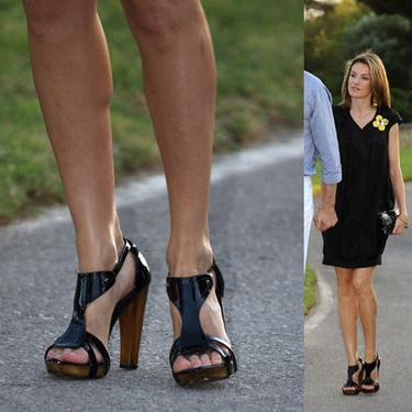 El nuevo estilo de la Princesa Letizia