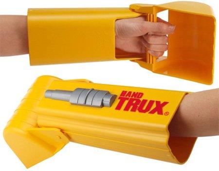 Un súper brazo para recoger las cacas de tus perros