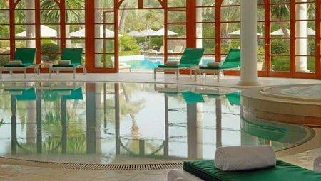 piscina del sheraton