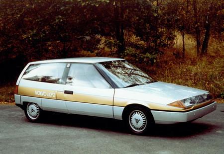 Volvo LCP 2000, un pionero en los ochenta