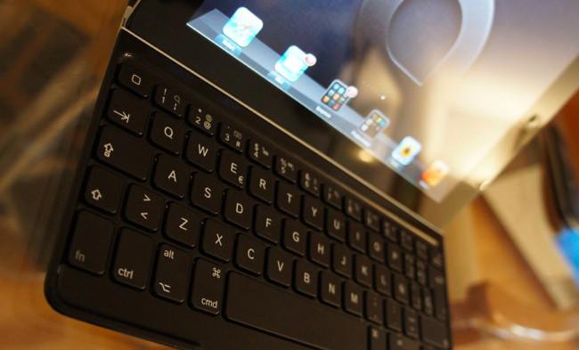 Teclado iPad