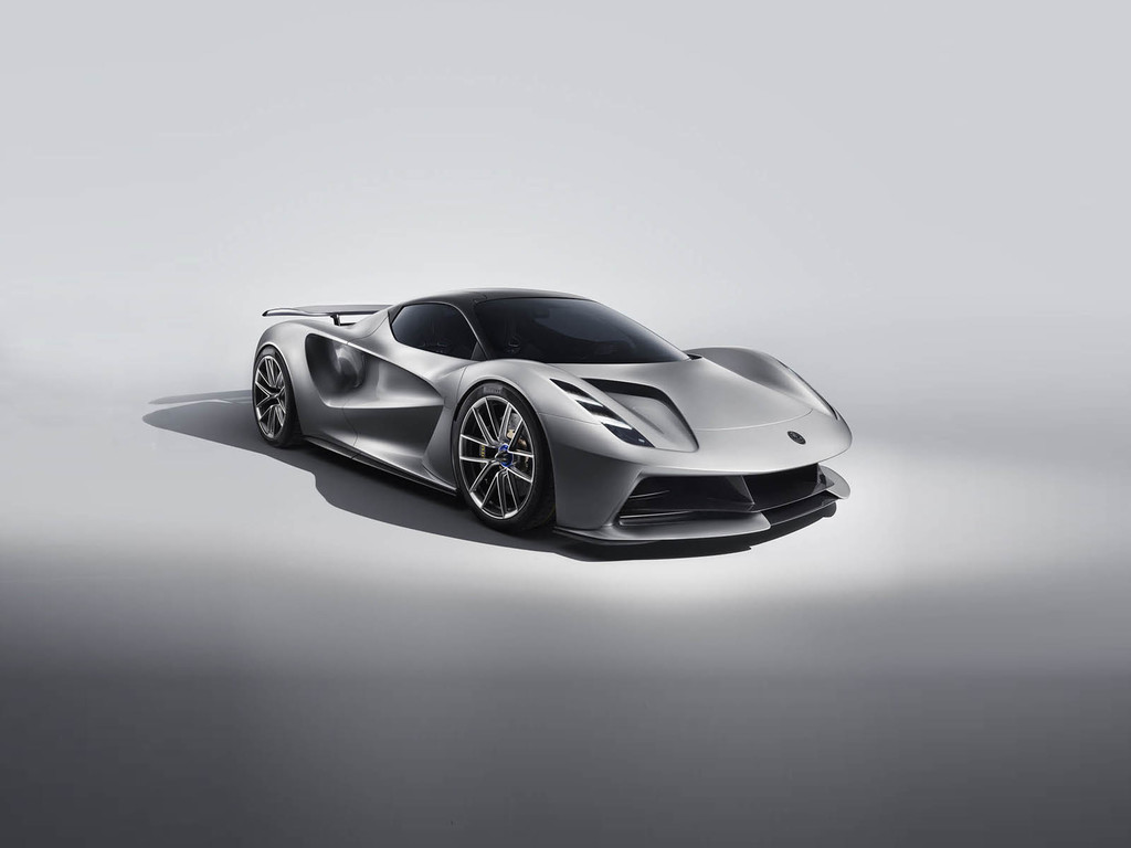 Así es el Lotus Evija, el superdeportivo eléctrico de 2.000 CV y 0 a 300 km/h en menos de 9 segundos