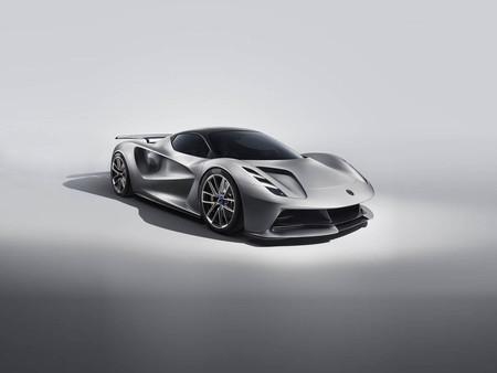 Lotus Evija Superdeportivo Electrico
