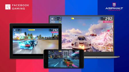 Facebook Gaming Streaming Videojuegos