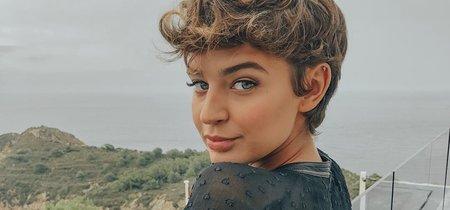 Laura Escanes sigue el ejemplo de Cara Delevingne: ¡se ha rapado el pelo y está guapísima!