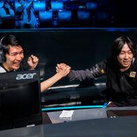 Japón gana su primera partida en Worlds y casi le da un susto a C9 en el primer día de Play-In
