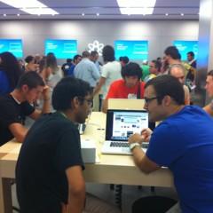Foto 71 de 93 de la galería inauguracion-apple-store-la-maquinista en Applesfera