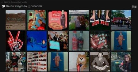 Otro aspecto a cuidar: la galería de imágenes de Twitter