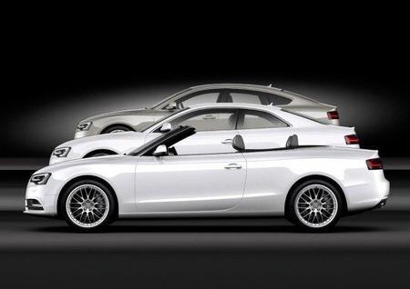 Audi A5 y S5 2012: Puestos al día
