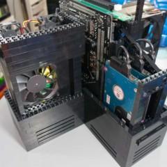 Foto 8 de 16 de la galería lego-gaming-computer en Xataka