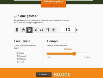 My Value y Fundación CODESPA presentan una calculadora solidaria que además ayuda a optimizar la economía doméstica