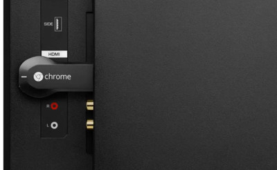 Chromecast, reproduce contenido directamente en tu televisor