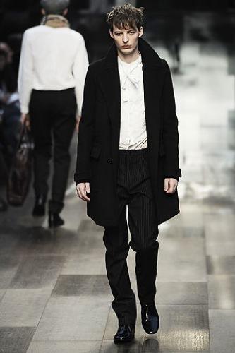 Burberry Prorsum, colección Otoño-Invierno 2009/2010, camisa