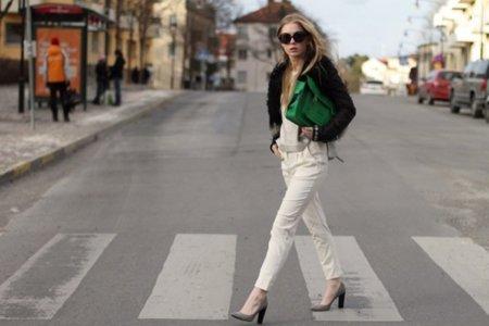 Verde Carolina Engman de Fashion Squad