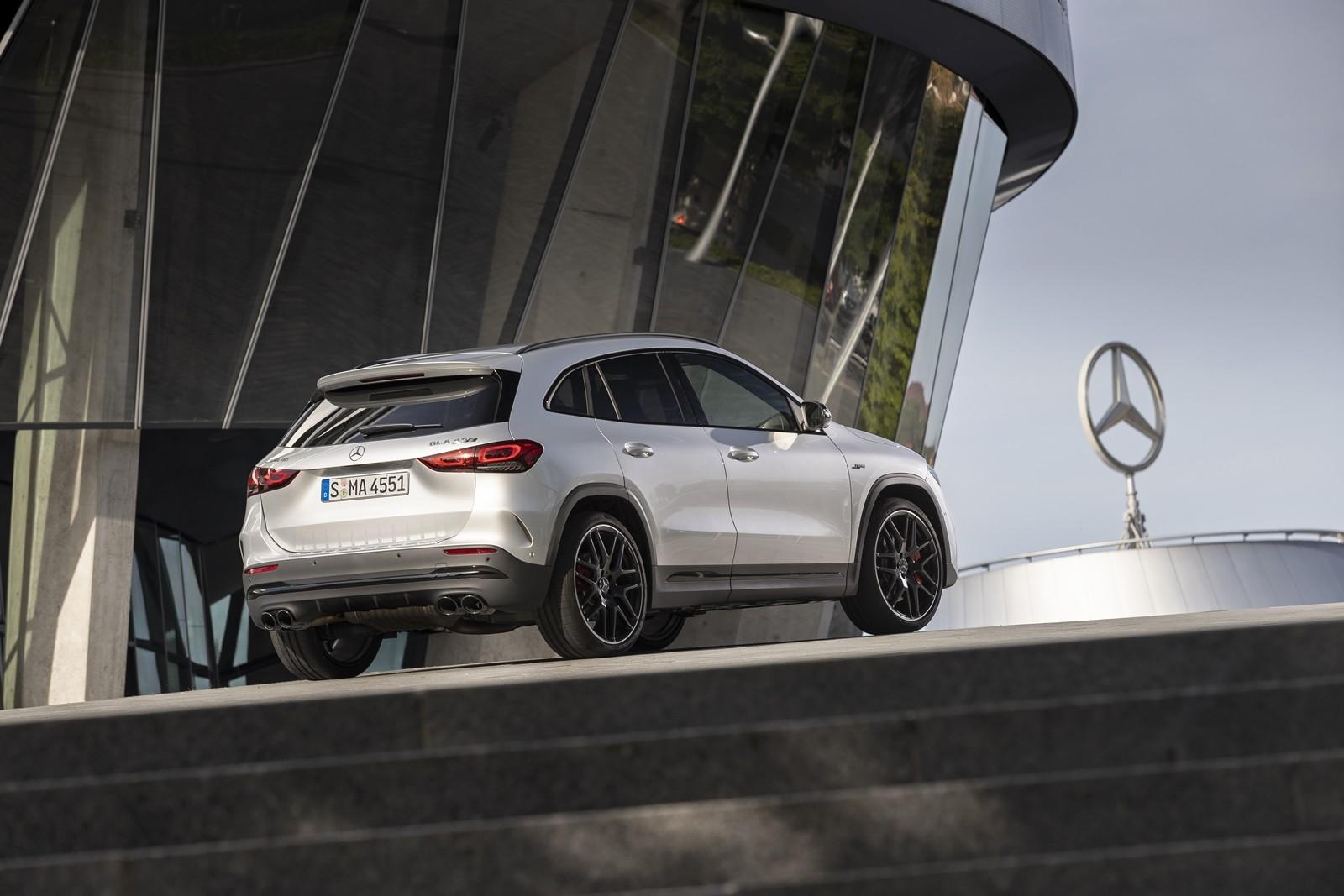 Mercedes-AMG GLA 45 S 2020