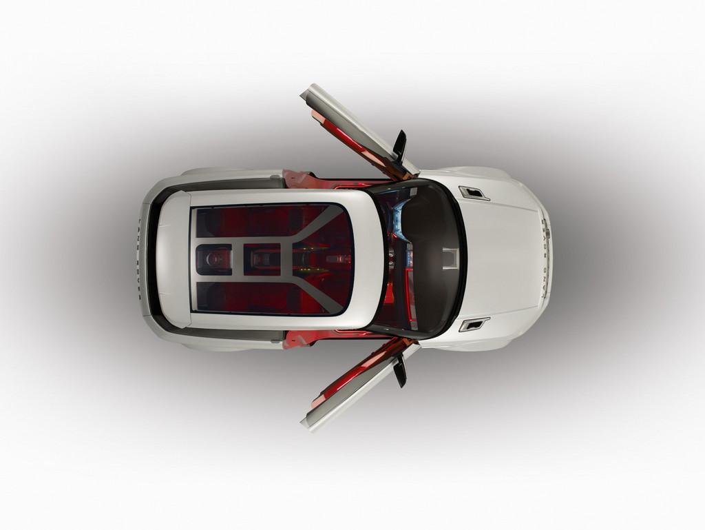 Foto de Land Rover LRX Concept (9/49)