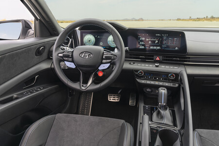 Hyundai Elantra N 2022