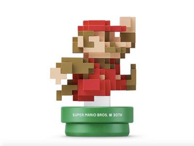 ¡Prepárate! Tal vez gastarás más de lo planeado en el amiibo de 8 bits Mario