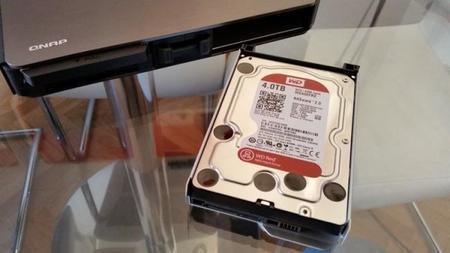 Western Digital Red de 4.0 TB, diseñado para discos de red