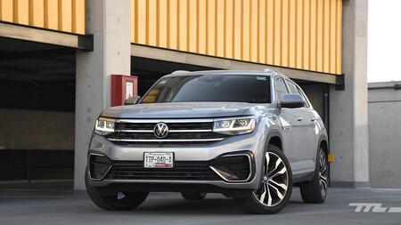 """Volkswagen Cross Sport, a prueba: el """"X6 del pueblo"""" es un Teramont disfrazado de """"coupé"""""""