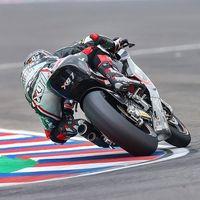 Xavi Vierge se hace gigante bajo la lluvia de Argentina para marcar su primera pole en Moto2