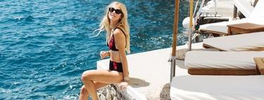 No dejes para el final la búsqueda del bañador (o el bikini) perfecto: las chicas de moda nos muestran versiones a todo color